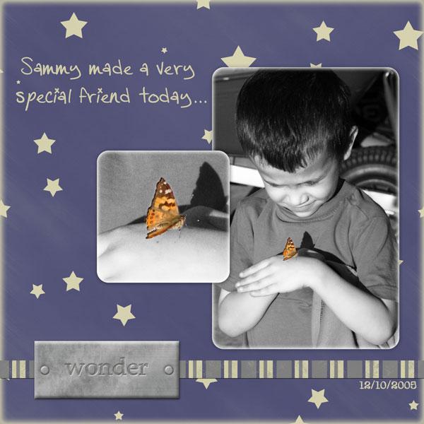 Sammy-Butterfly
