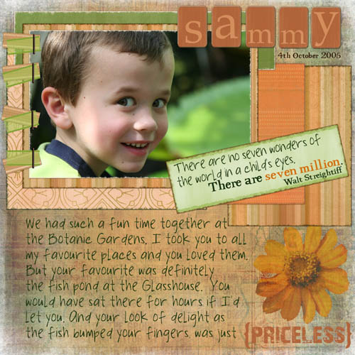 Sammy 7 million copy