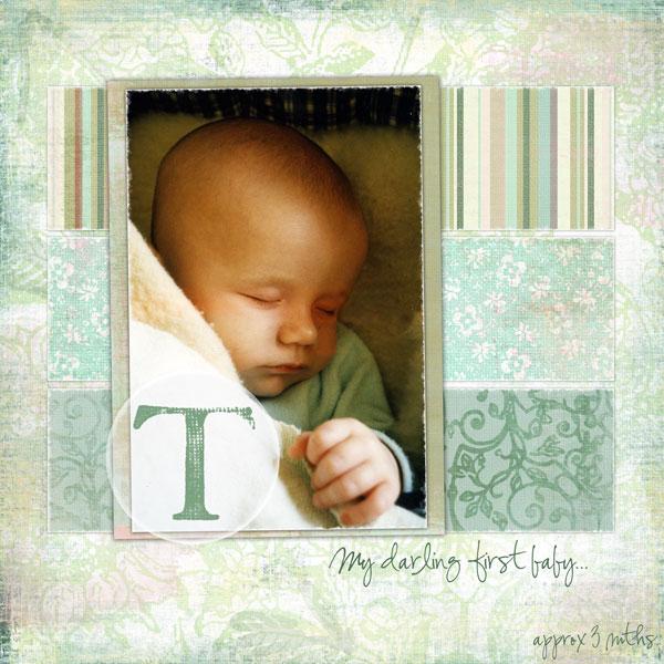 Tyson-first-baby_green