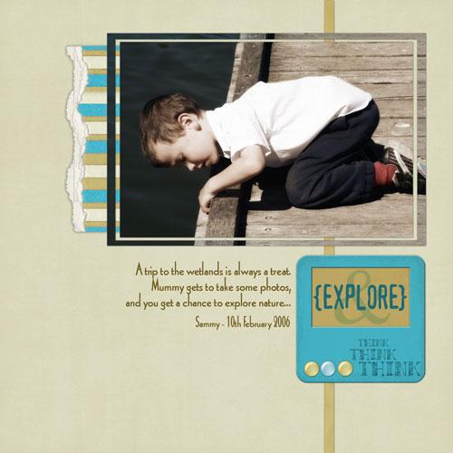 Explore-DT