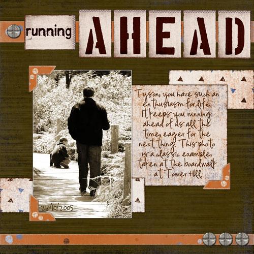 Running-Ahead