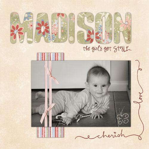 Madison-style