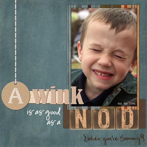 Wink-Sammy