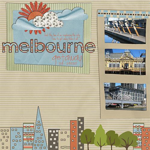 Melbourne getaway TSD CT web