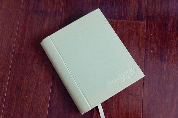 Art Journal Diary Cover