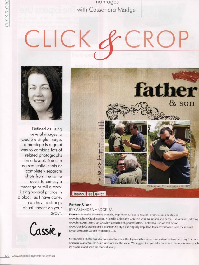 Click Crop Montage Page 1