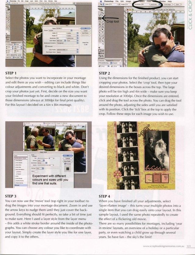 Click Crop Montage Page 2
