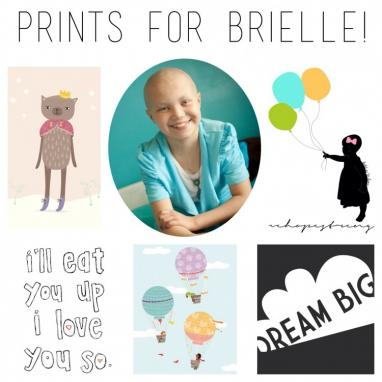 Prints for Brielle