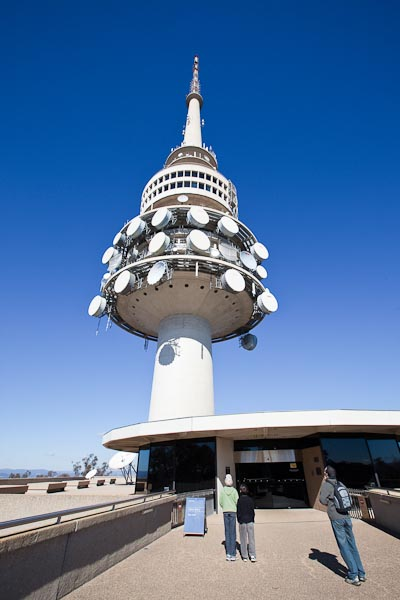 Black Mountain Tower, Canberra